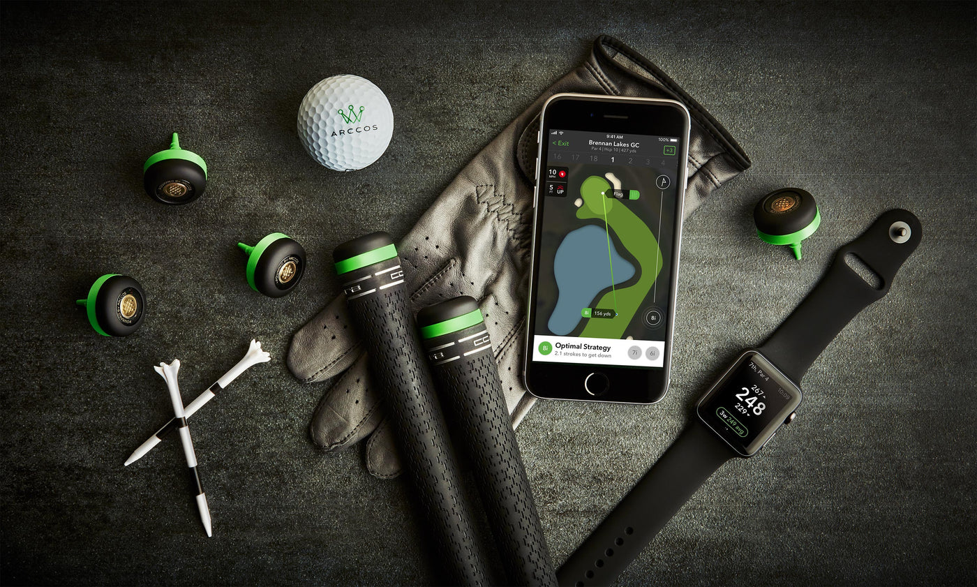Arccos Golf Performance Tracking + Caddie
