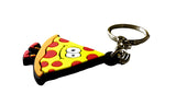 Pizza Keychain Burgerman