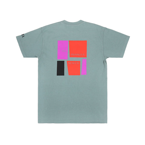 Collage Tee Sage by Brooklyn Museum x Only NY