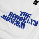 Stencil Tee White by Brooklyn Museum x Only NY