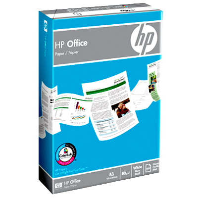 HP Office Quickpack Paper, 92 Brightness