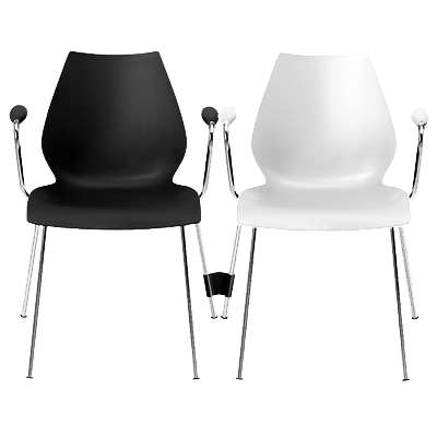 Kartell Maui Stacking Chair