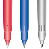 Retractable ball pen 6526, 0.7mm