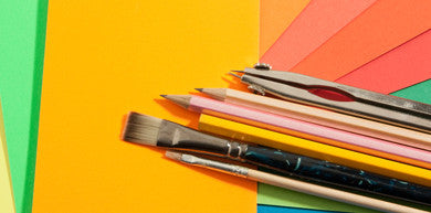 art supplies new arrivals