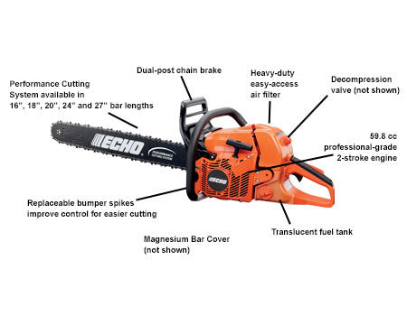 Chain Saw CS620P 24