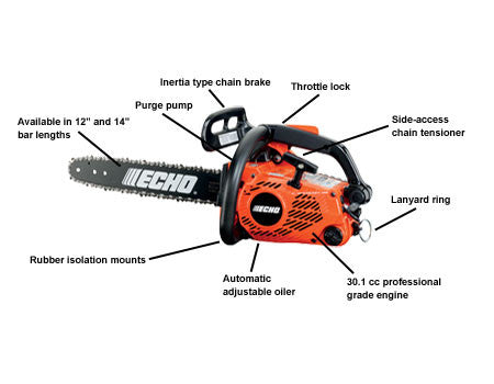Chain Saw CS303T 14