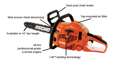 Chain Saw CS310 14