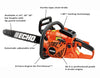 Chain Saw CS370 16
