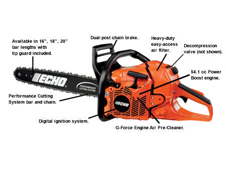 Chain Saw CS550P 20