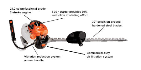 Hedge Trimmer HC235 SS