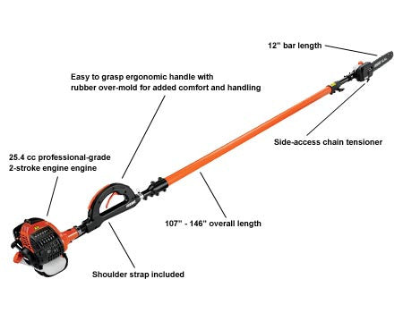 Power Pruner PPT266 Telescope Loop