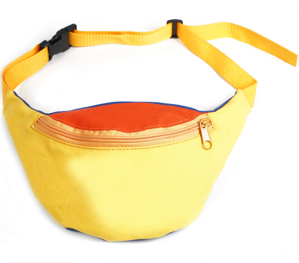 Canvas Fanny Pack