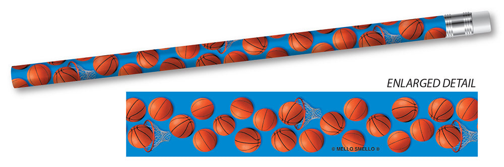 Basketball Sports- Pencil