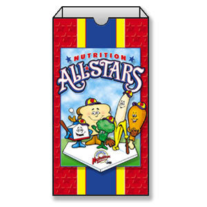 Nutrition- AllStars Super Sack