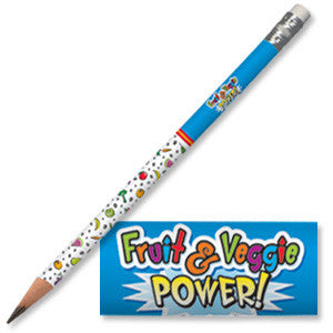 Fruit & Veggie Power- Nutrition Pencil