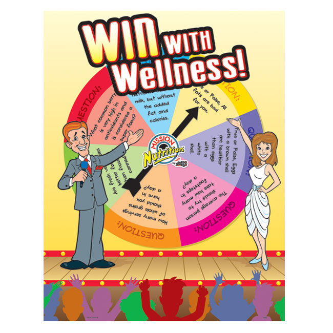 Win With Wellness- Poster