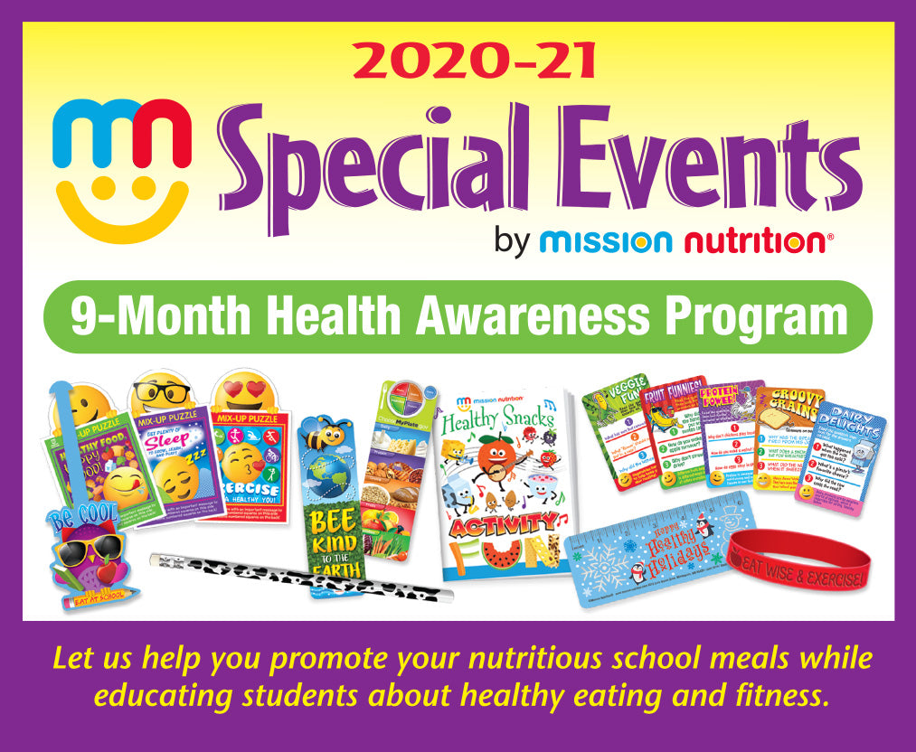 Special Events Health and Wellness Program