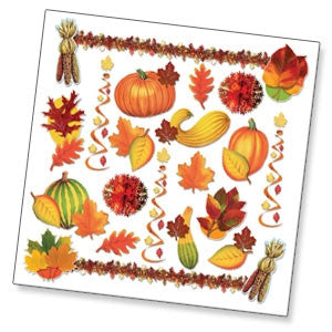 Fall Harvest Decorating Kit