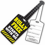 Bully Free Writable Bus ID Tags