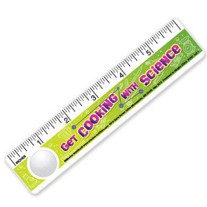 """Get Cooking with Science"" Magnifying Ruler"