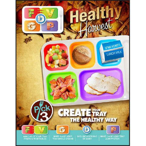 Healthy Harvest Poster