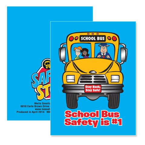 Bus Safety- Notepad