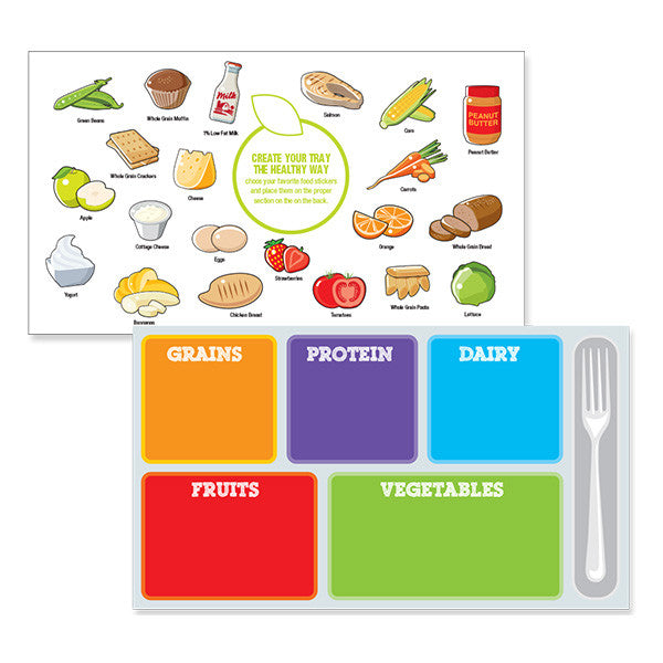 Create Your Tray- Sticker Tray Sheet
