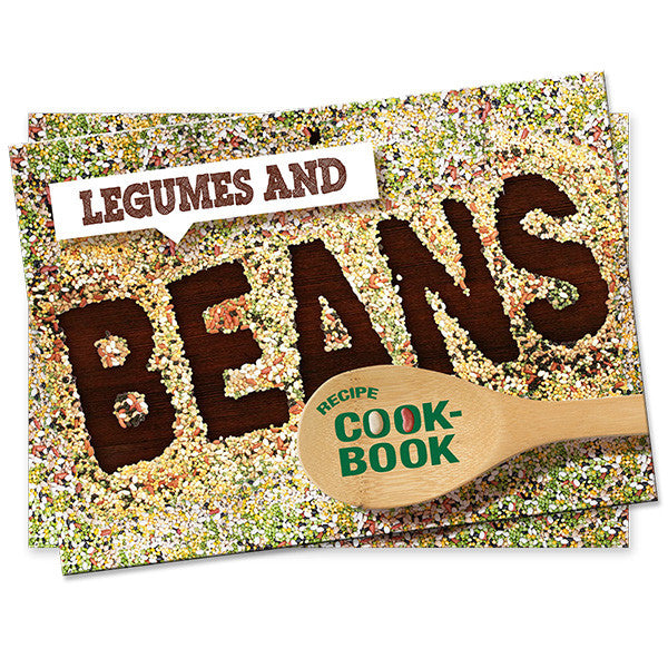 Legumes and Beans Cook Book