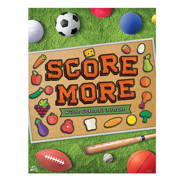 Score More- Poster