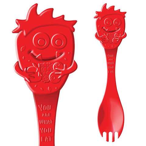 """You Are What You Eat!"" Spork"
