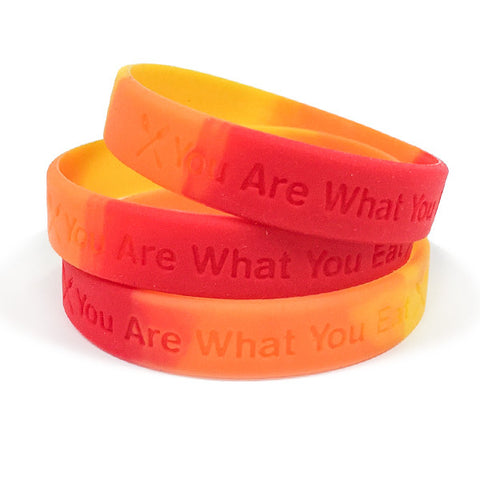 You Are What You Eat Wristband