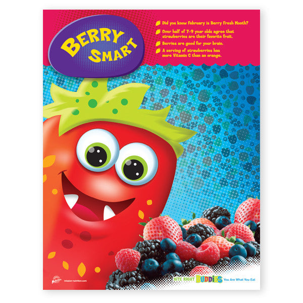 Berry Smart- Health Poster