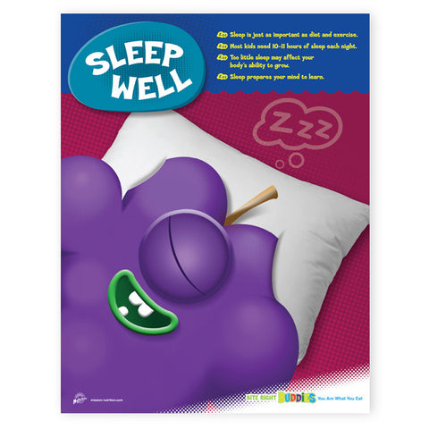 Sleep Well Poster