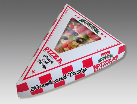 Clamshell Style Pizza Boxes