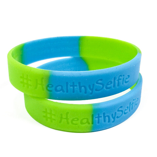 Healthy Selfie- Wristband