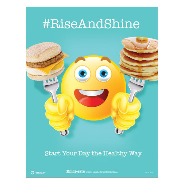 Rise and Shine- Breakfast Poster