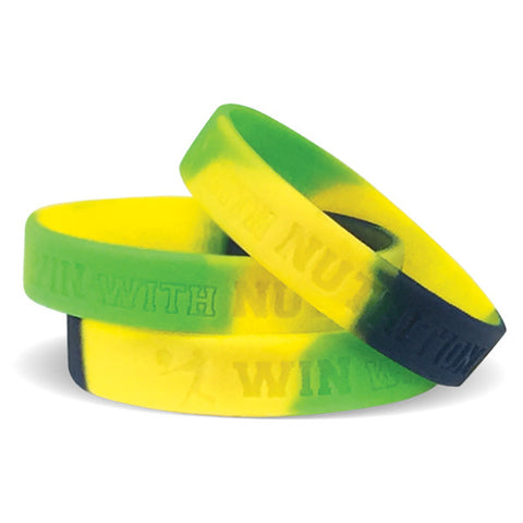 """Win With Nutrition!""  Wristband"