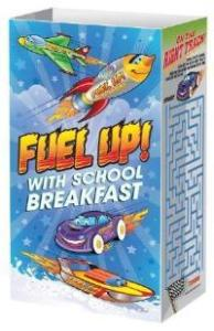 2019 NSBW Fuel-Up! with School Breakfast Meal Bags