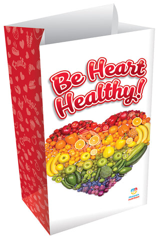 Be Heart Healthy! Meal Bag