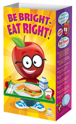 Be Bright - Eat Right!