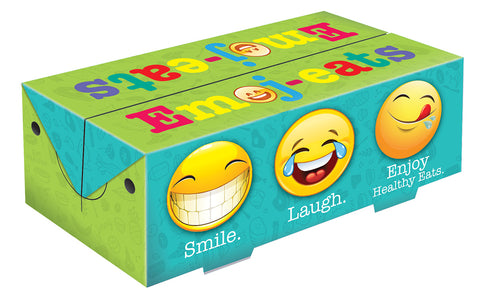 EMOJI-EATS MEAL BOX   250/CASE