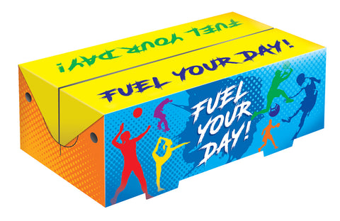 FUEL YOUR DAY MEAL BOX   250/CASE
