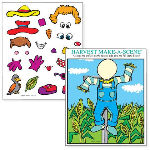 Harvest Make-A-Scene Stickers