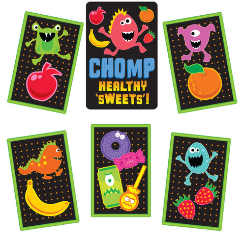 Healthy Sweets Memory Game