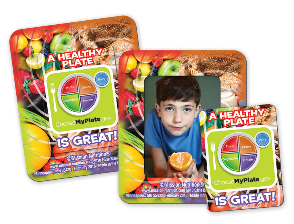 MYPLATE PHOTO FRAME/CLING