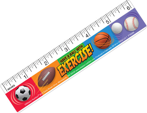 Exercise! Plastic Ruler