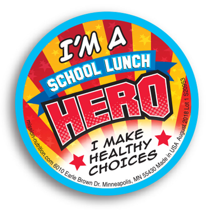 I'm A School Lunch Hero