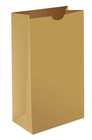 Brown Kraft 6# Paper Bag - 500/case
