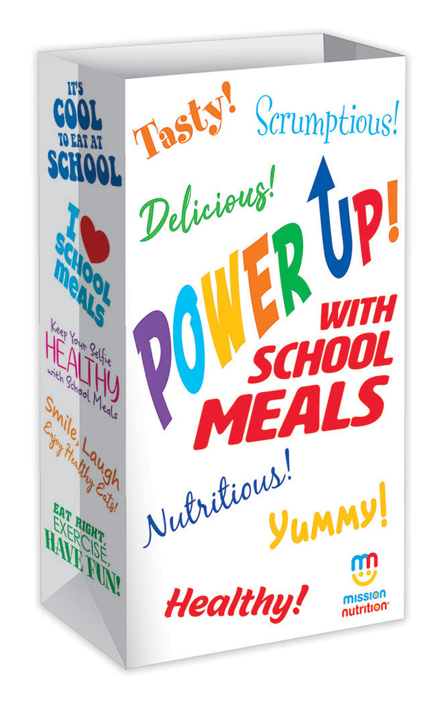 Power Up! With School Meals - Super Sack