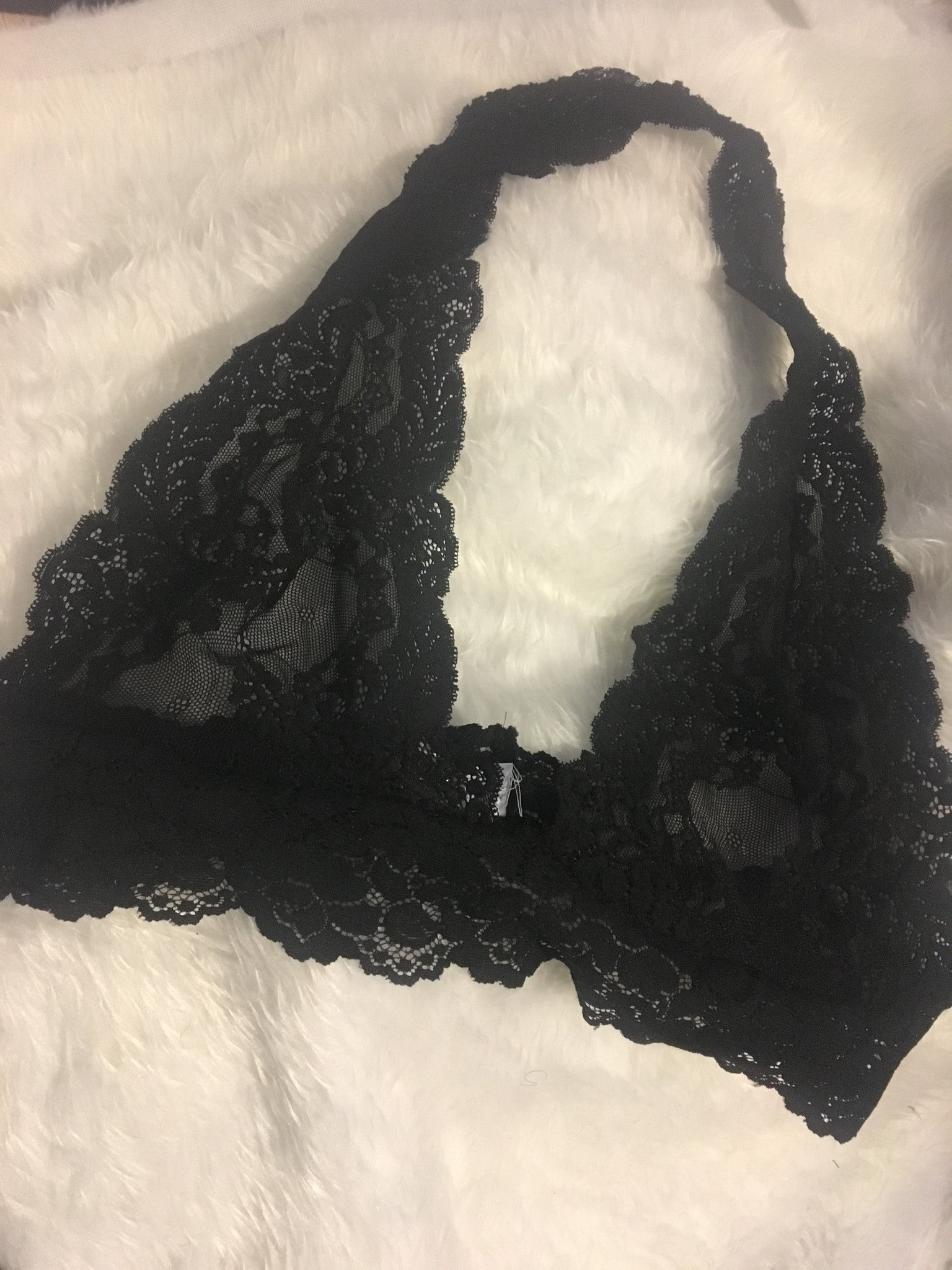 Carly All Lace Bralette